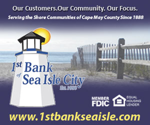 1st Bank Sea Isle
