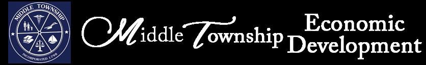 Middle Township, New Jersey Economic Development Logo